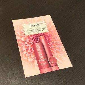 # Fresh BLOOM Tinted Lip Treatment Sample.01oz